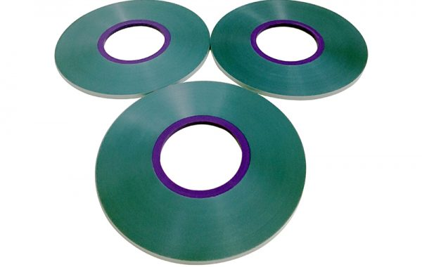 Single Winding Cover Tape with Plastic Core